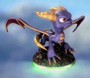 Spyro CGI toy