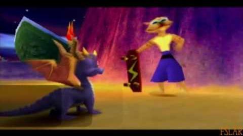 Spyro Year of the Dragon - 100% - Lost Fleet - Part 2
