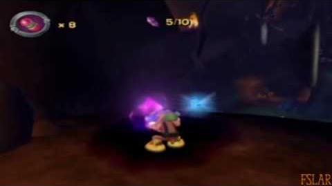 Spyro A Hero's Tail - Crocovill Swamp - Part 2