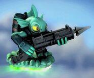 Gill Grunt CGI toy