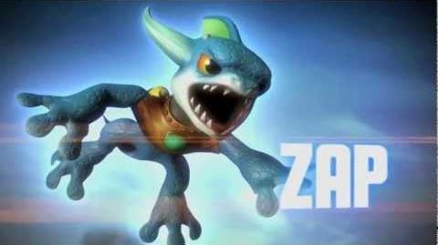 Skylanders Spyro's Adventure GamesCom 2011 Trailer - Zap