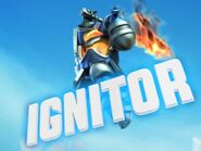 Ignitor Logo