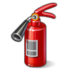Asset Powder Fire Extinguishers