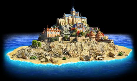 Sea Fort Artwork