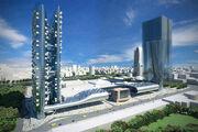 Yury Dolgoruky Twin Tower