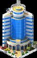 Building Hotel Sputnik