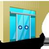 Asset Photoelectric Doors