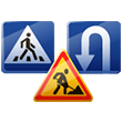 Asset Road Signs