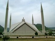 Faisal-mosque-pakistan-islamabad