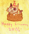 Party hat kitten - Erinversary 2013.png