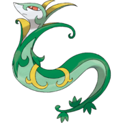 Serperior CG Art