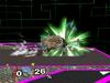 Ganondorf Dash attack SSBM