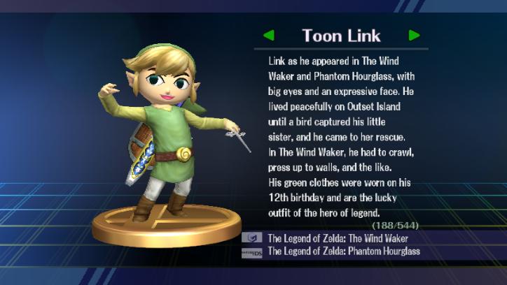 Toon Link Smashpedia Fandom Powered By Wikia
