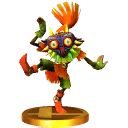 SSB3DS Skull Kid Trophy