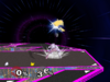 Mewtwo Up throw SSBM
