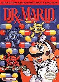 Dr Mario USboxart