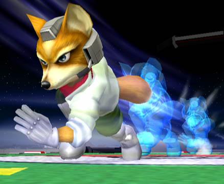 Image result for fox smash bros melee