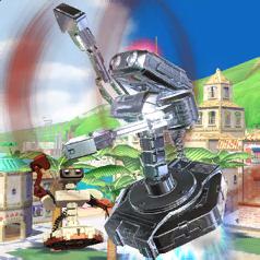 Robotic Rampage Event Icon