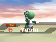 Yoshi-Victory2-SSBB