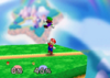 Mario Up tilt SSB