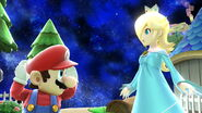 Mario and Rosalina