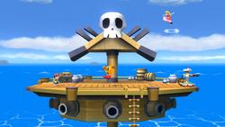 Pirate Ship Omega