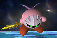 Mach Tornado Kirby Beginning SSBB