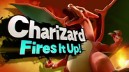 Charizard Fires it Up