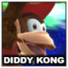 Diddy Kong Icon SSBWU