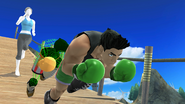 SSB4-Wii U Congratulations Little Mac Classic