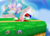 Kirby Down smash SSB