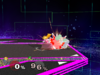 Peach Down smash SSBM