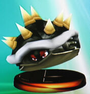 Bowser smash 2 trophy (SSBM)
