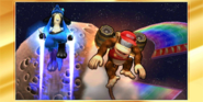 Diddy Kong victory 2