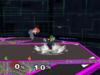 Luigi Back throw SSBM