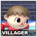 Villager Icon SSBWU