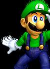 Luigi Palette 01 (SSBM)