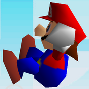 Mario Helpless