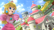 SSB4-Wii U Congratulations Peach Classic