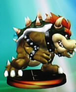 Bowser smash trophy (SSBM)