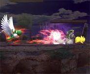 Super Dragon Fireball SSBB