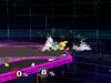 Pichu Edge attack (fast) SSBM