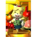 IsabelleTrophy3DS