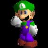 Luigi Palette 01 (SSB)
