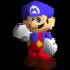 Mario Palette 04 (SSB)