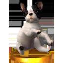 SSB3DSTrophyFrenchBulldog