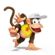 Diddy Kong Pallette 02