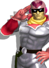 Captain Falcon Palette 04 (SSBM)