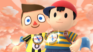 SSB4-Wii U Congratulations Ness All-Star