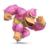 Donkey Kong Pallette 08